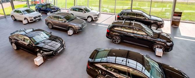 Ауді Центр Київ Юг   Офіційний дилер Audi